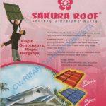 Sakura Roof – 082121219294 / 085551119592
