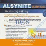 Transculent Alsynite Ultra Cool – 082121219294 / 085551119592