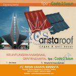 Arista Roof – 082121219294 / 085551119592