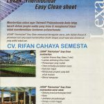 Lexan Easy Clean – 082121219294 / 085551119592