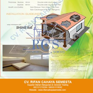 Shine Foil – Air Radiant – 082121219294 / 085551119592
