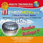 Thermovents – 082121219294 / 085551119592
