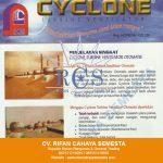 Cyclone – 082121219294 / 085551119592