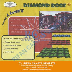 Diamond Roof – 082121219294 / 085551119592