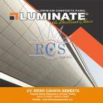 Luminate – 082121219294 / 085551119592